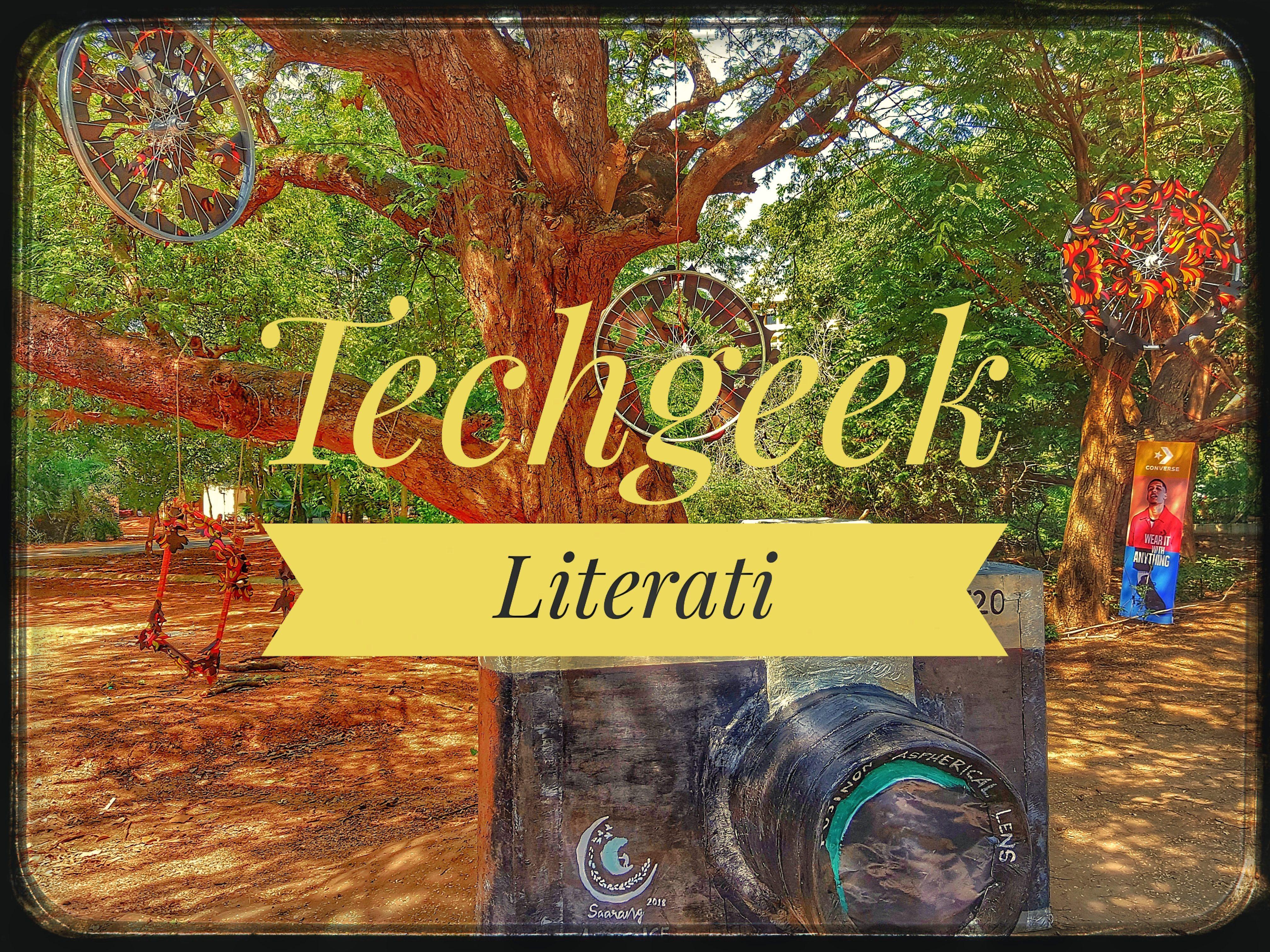Techgeek Literati